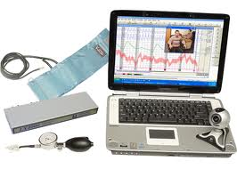 equipment Los Angeles polygraph